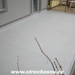 hydroizolace teras Brno