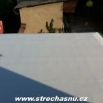PVC terasy