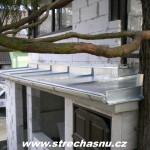 Oplechování stavebních konstrukcí