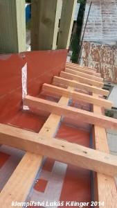 laťění střech Brno