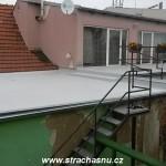 hydroizolace teras Brno 2014