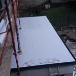 PVC izolace terasy