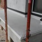 PVC izolace balkónu