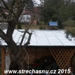 plechová střechy Brno
