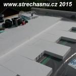 zateplení ploché střechy STABIL 100S