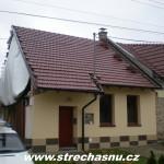 oplechování střechy Brno