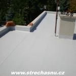 realizace střechy se zateplením Brno