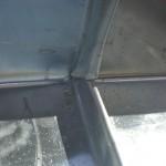 provedení kabelky na krytině z TiZn