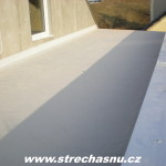 PVC izolace na terase 30m2