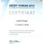 DELTA - FÓRUM 2015