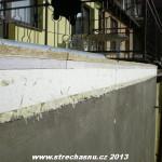 izolace plochých střech Brno