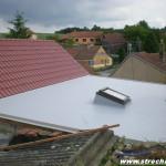 PVC hydroizolace střech Brno