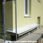 oplechování betonové konstrukce Brno