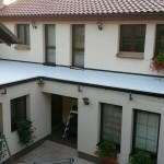 PVC izolace terasy 2016
