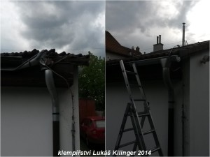 oprava střechy Brno Starý Lískovec