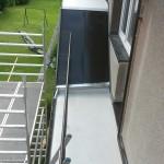 rekonstrukce balkónové izolace