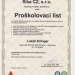 školení PVC izolací 2013