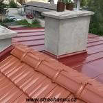 rekonstrukce střechy Brno
